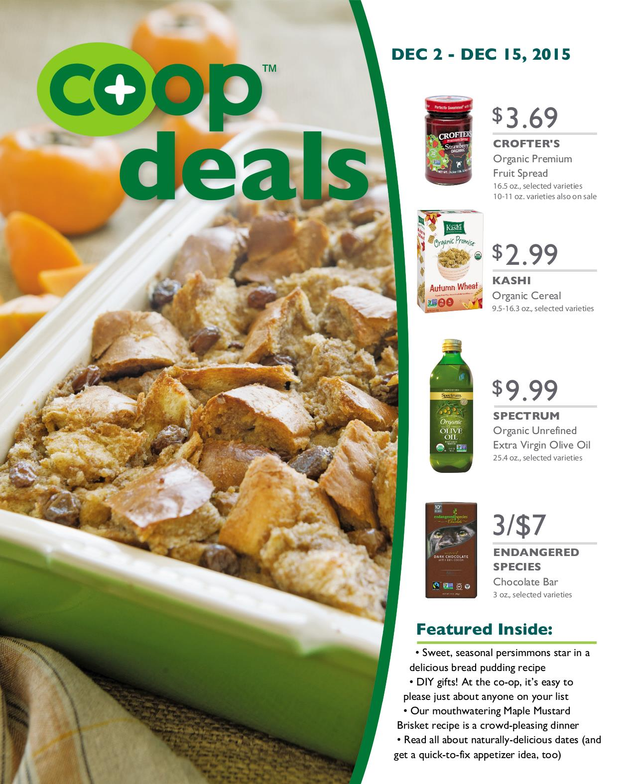 Co+op Deals Cycle A