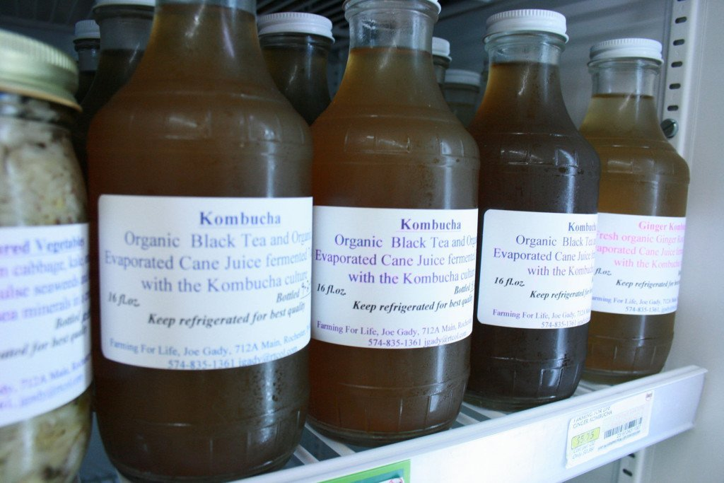 local kombucha